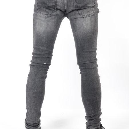 Cars Jeans Dust Super Skinny Black Used