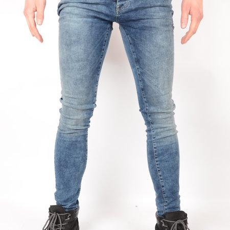 Cars Jeans Dust Super Skinny Dark Used