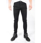 Cars Jeans Dust Super Skinny Black Black