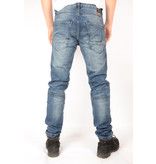 Cars Jeans Chester Regular Str. Stone Albany