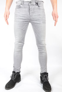 Dust Den Super Skinny Grey Used