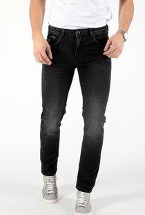 Regular Fit Jeans in Monsone Black Jogg