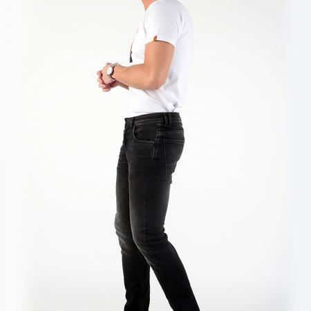 M.O.D  Regular Fit Jeans in Monsone Black Jogg