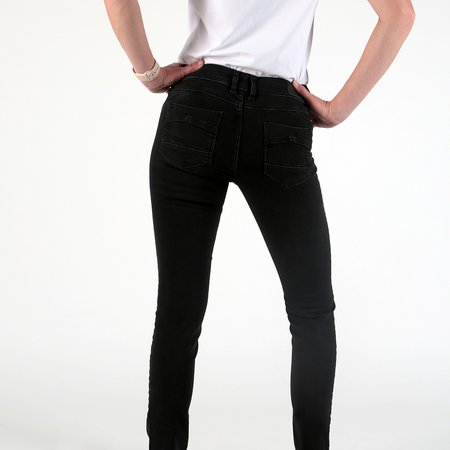 M.O.D  Suzy Skinny Fit Black Denim