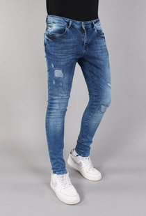 82679 Ultimo Jeans Dirty