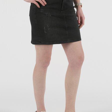 M.O.D  Sina Skirt Rock Black