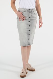 Sina Skirt Alabama Grey