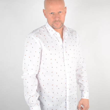 Only & Sons Poplin Shirt Bright White 22015474
