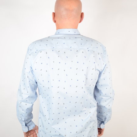 Only & Sons Poplin Shirt Cashmere Blue 22015474