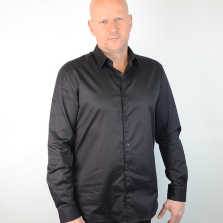 Only & Sons Easy Iron Shirt Black 22019830