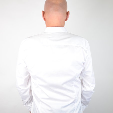 Only & Sons Easy Iron Shirt White 22019830