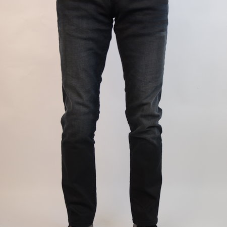 Cars Jeans Henlow Regular Black Coated