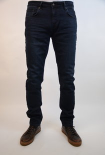 Tymore Blue Black Tapered Fit