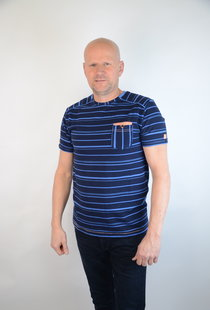 T-shirt Round NeckNavy 15215