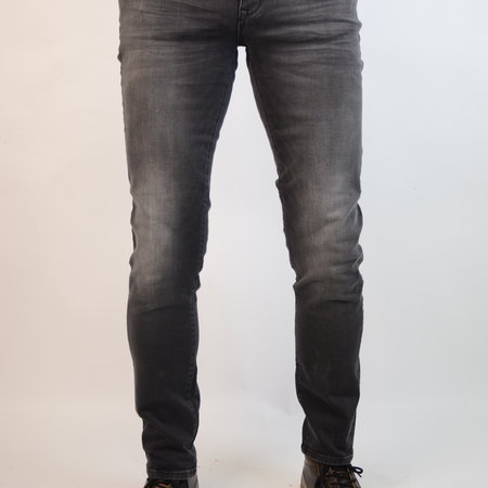 Petrol Tymore Black Stone Tapered Fit