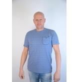 Gabbiano T-shirt Cobalt 15206