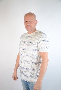 T-shirt Ecru 15214