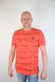 T-shirt Red 15214