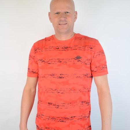 Gabbiano T-shirt Red 15214