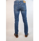 Cross Jeans Damian Mid Blue E198-020