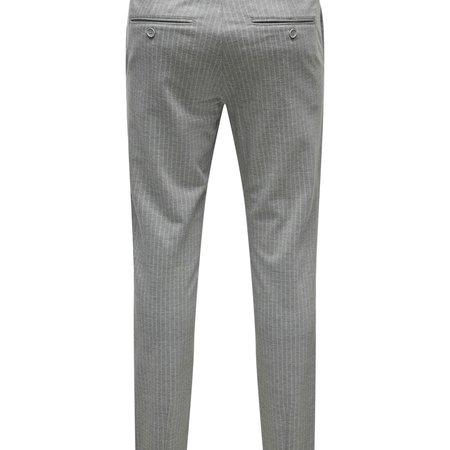 Only & Sons Onsmark Pant Noos Light Grey Melange GW 3727