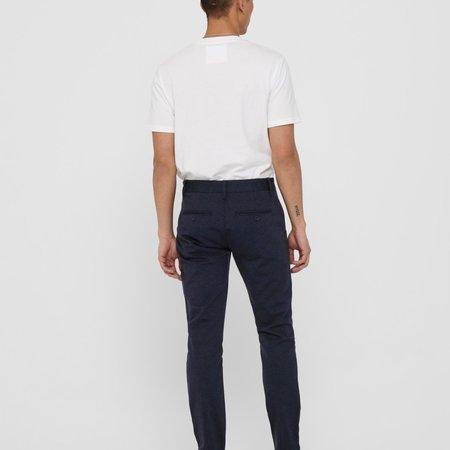 Only & Sons Onsmark Tap Pants Melange GD 5833 NOOS