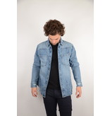 Only & Sons Onslucas Life Overshirt Blue Denim PK 9151
