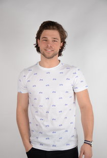T-shirt SS R-Neck Bright White (TSR668)