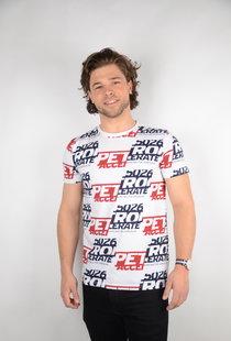 T-shirt SS R-Neck Bright White (TSR6220)