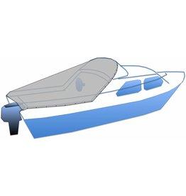 Nieuw 2016: kuipzeil kajuitboot