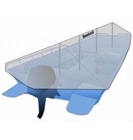 Abdeckplane für Jon Aluminiumboot