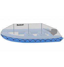 Afdekzeil rubberboot & Whaly - 7 Jaar garantie
