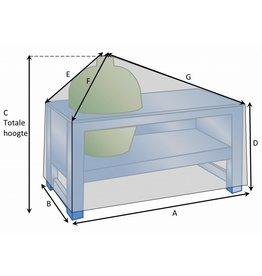 Schutzhülle auf Maß für Außenküche