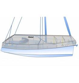 Winterabdeckung Segelyacht extra space
