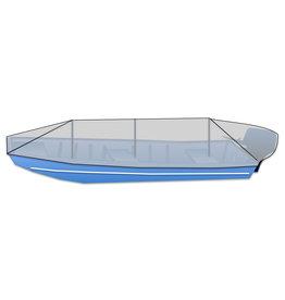Abdeckplane Fischerboot