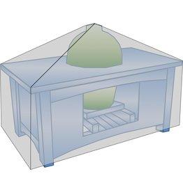 Maßgefertigte Schutzhülle für Außenküche