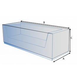 Bootzeil CustomX - Schutzhülle auf Maß für Loungebank Typ 4