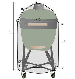 Bootzeil Maßgefertigte Schutzhülle für Big Green Egg / Kamado