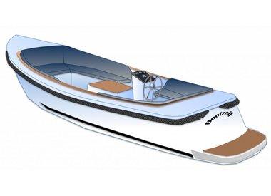 Schaluppe Tenderboot