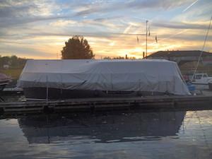 5 belangrijke zaken over de winterstalling van uw boot