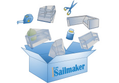 Installatie I am Sailmaker
