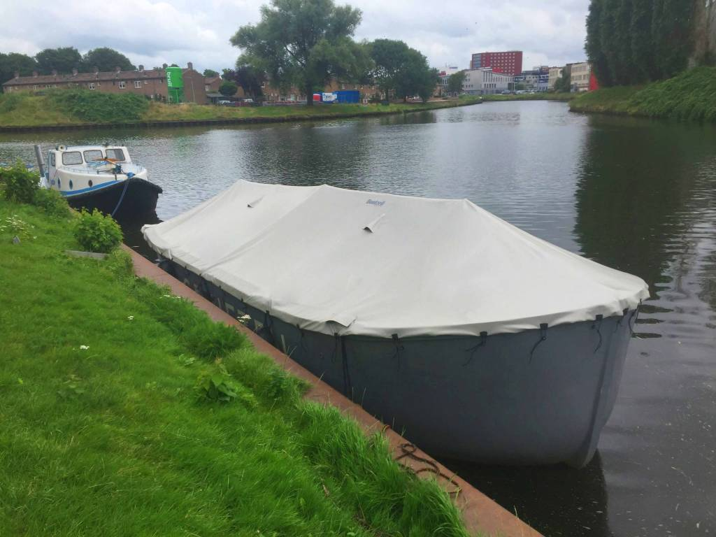 dekkleed Interboat Neo L-Line