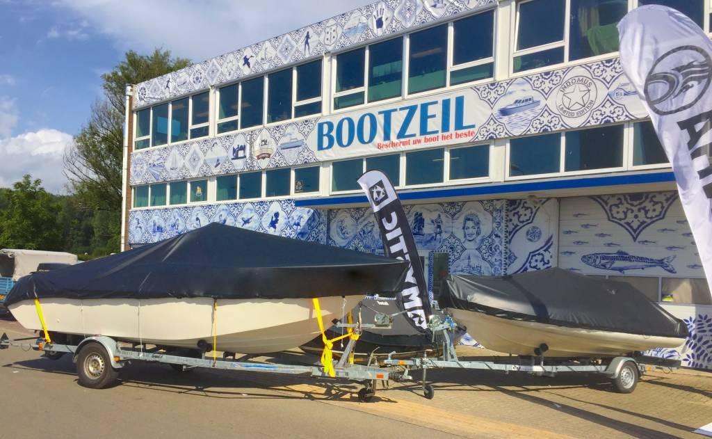 Abdeckplane Bayliner Bowrider 175