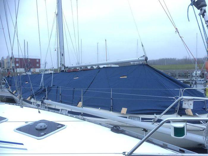 Sturmschaden an Booten hält sich in Grenzen
