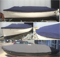 """Die Abdeckplane """"Waal"""" ist die erste in den Niederlanden in Serienproduktion hergestellte Abdeckplane!"""