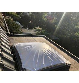Suncooler Zonwering lichtkoepel - op maat