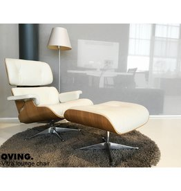 Vitra Vitra lounge chair  + ottoman