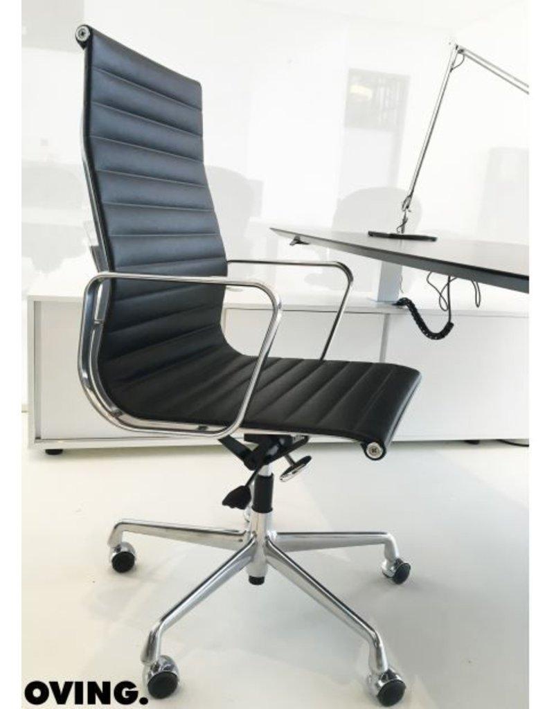 vitra ea 119 bureaustoel charles ray eames 1958 oving. Black Bedroom Furniture Sets. Home Design Ideas