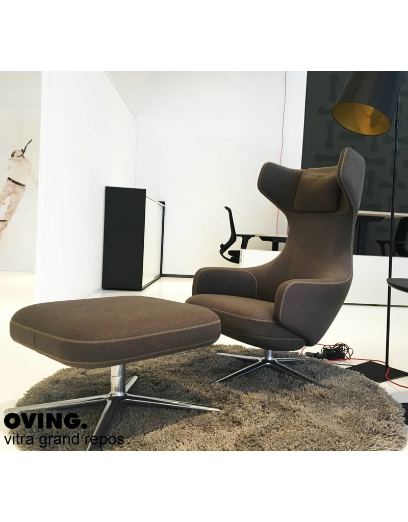 vitra grand repos fauteuil oving. Black Bedroom Furniture Sets. Home Design Ideas