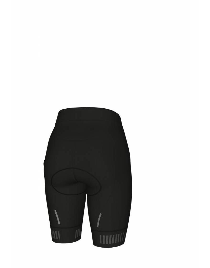 Alé Solid Traguardo Womens Shorts Temparatuur 18° / 30°